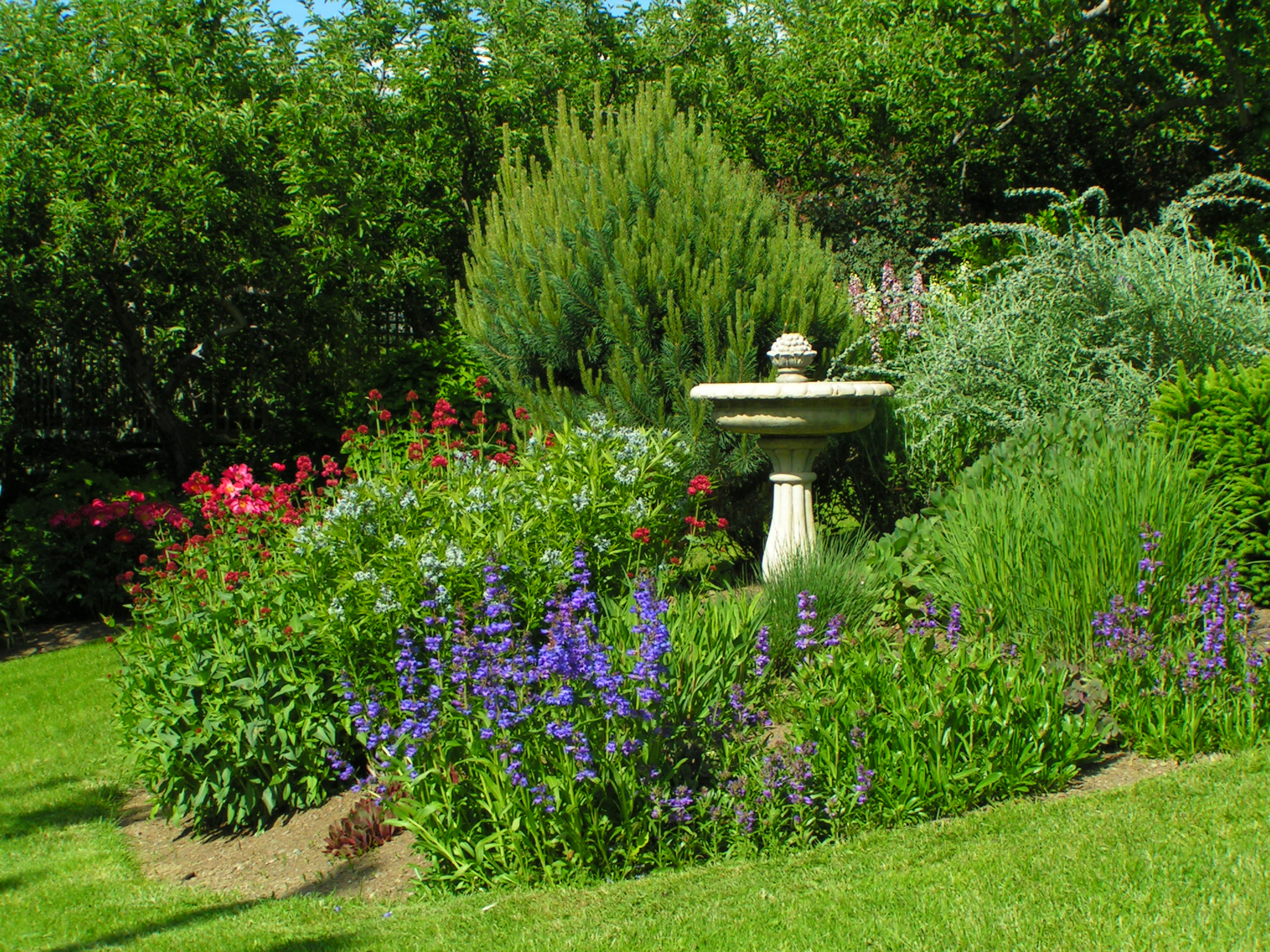 how to create beautiful berms for your client