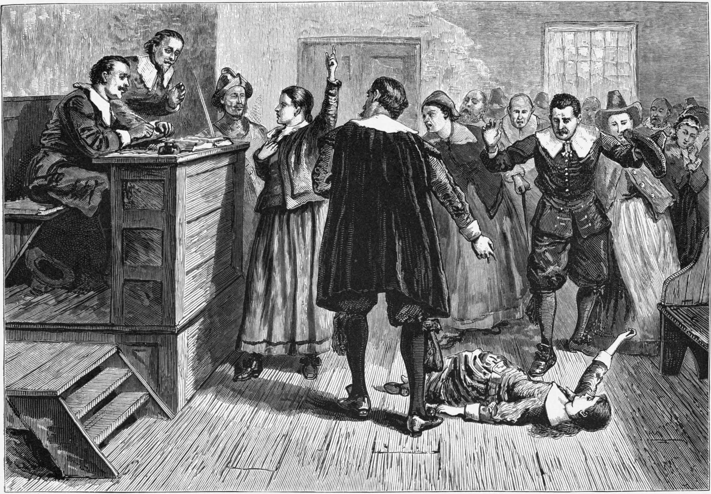 Salem Witch Trials might have been sparked by plant disease