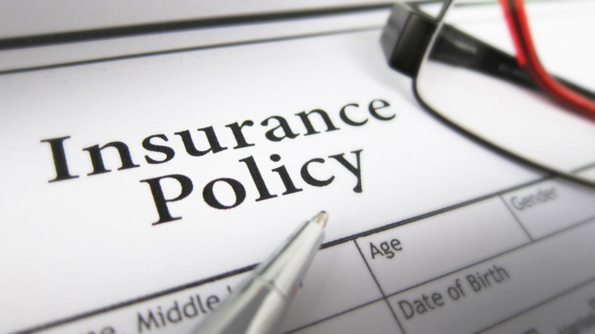 insurance policy for landscaping company