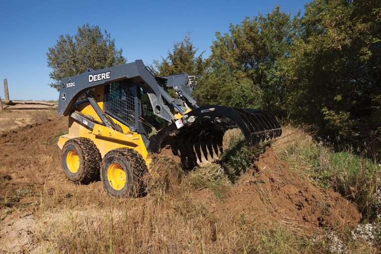 Landscaping Roundup: 18 attachments for mulching and more