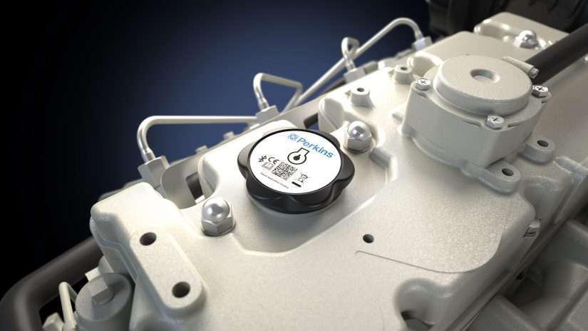 perkins smartcap for engine oil