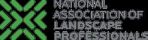 logo for National Association of Landscape professionals