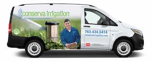 conserva irrigation car