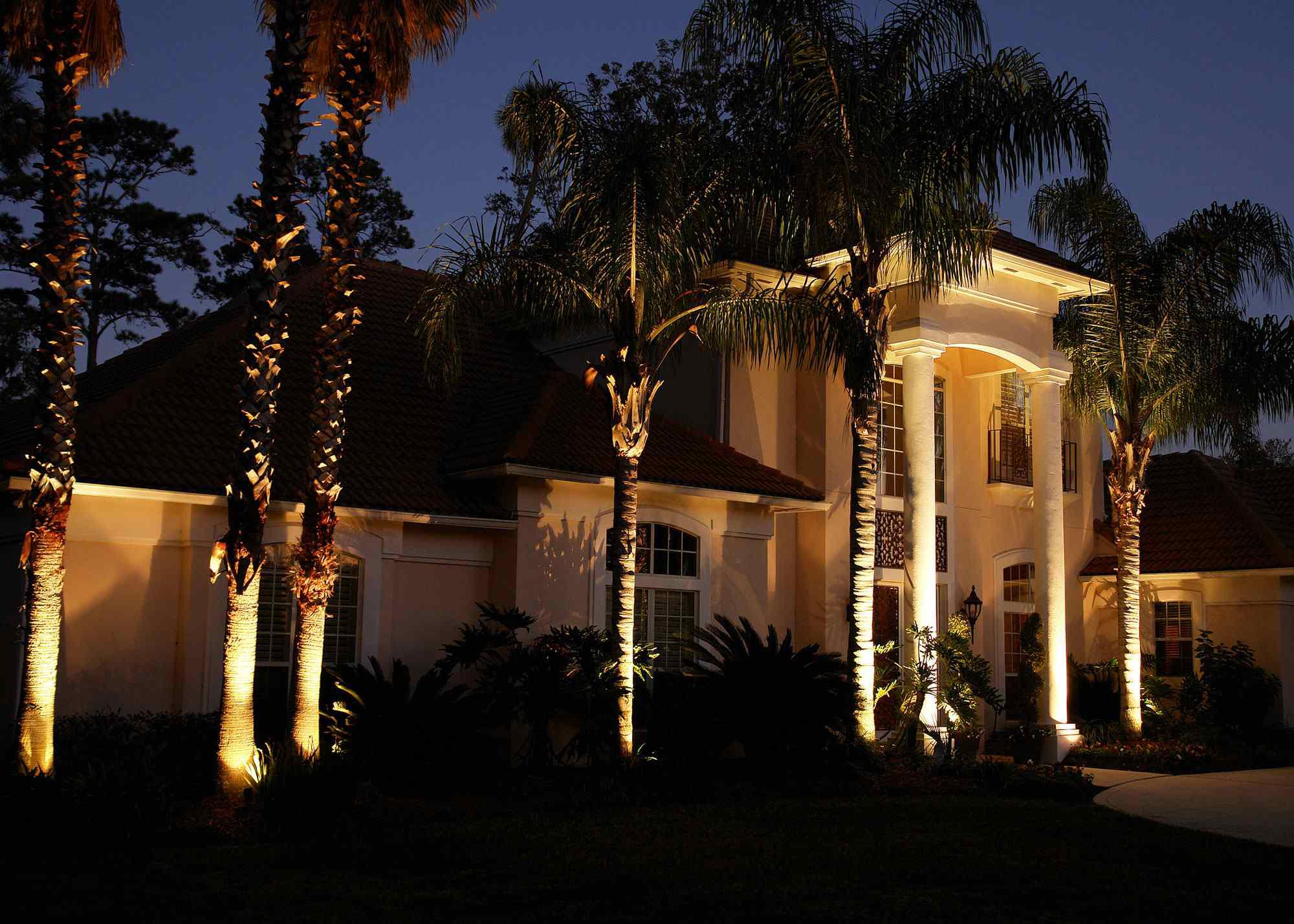 Beautiful Low Voltage Landscape Lighting Manufacturers