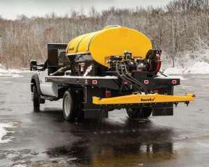 liqui max spray system attachment by snowex