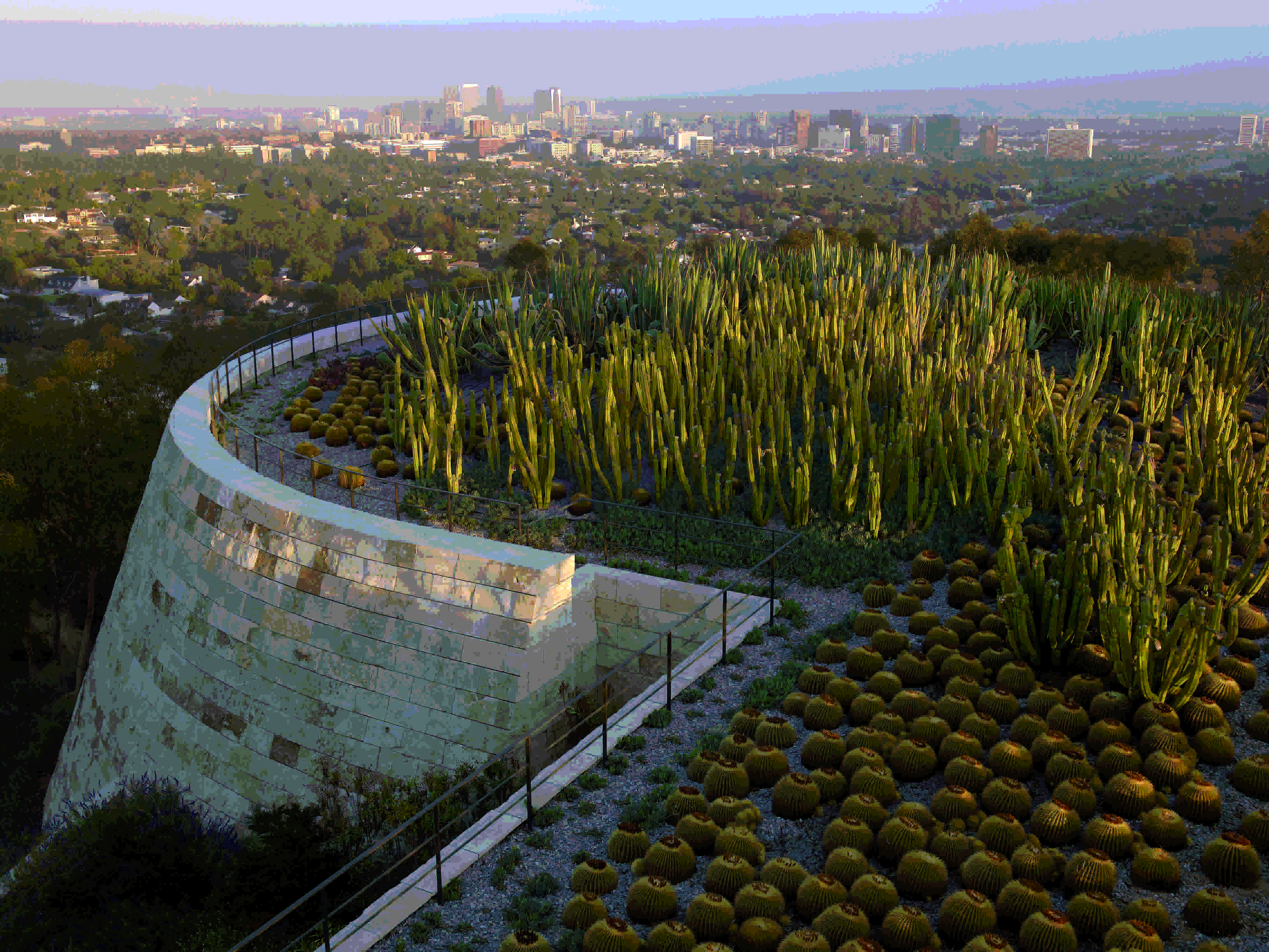The J. Paul Getty Center