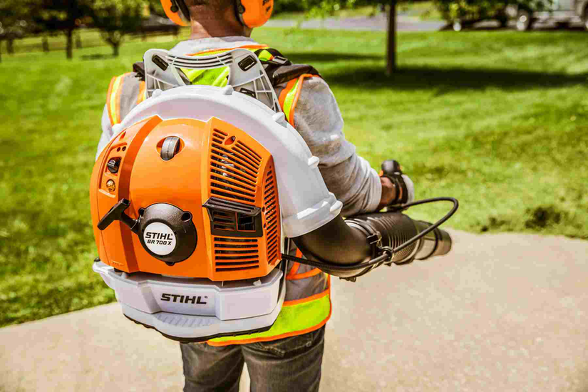 Stihl Debuts Br 700 X Blower Backpack