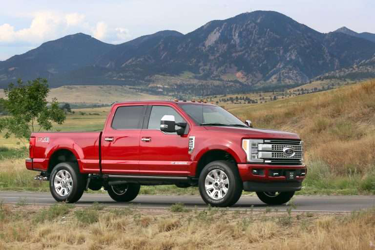 ford has issued safety recalls for its 2017 f 150 2015 17 f 150 crew cab 2017 f 250 and f 350 super duty crew cab trucks