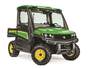John Deere's brand new redesigned CUTs and Gators