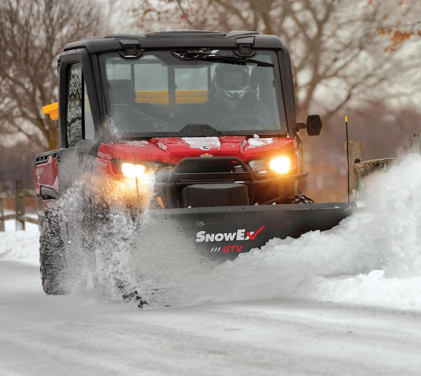 snowex utv