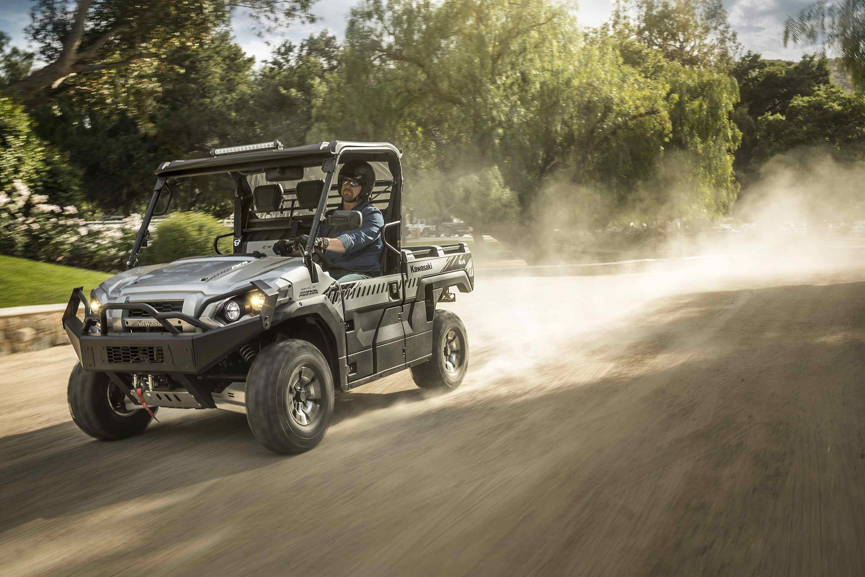 Kawasaki's latest Mule is something to look into
