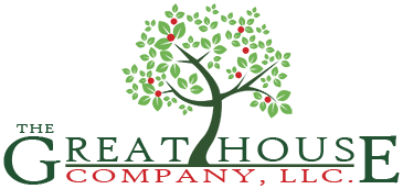 logo for the great house company, LLC