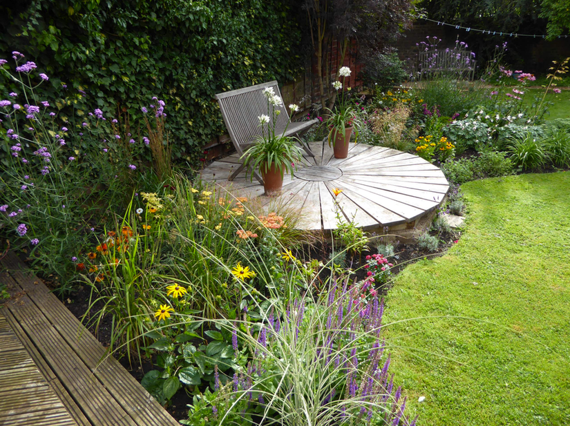 Plants for Garden design yorkshire