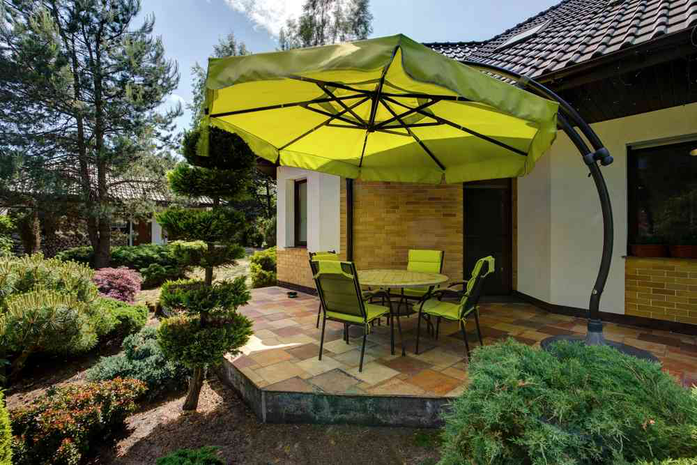 What kind of patio do you need?