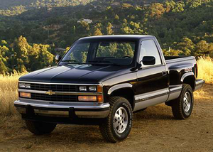 Chevrolet reaches 100 year milestone in pickup production