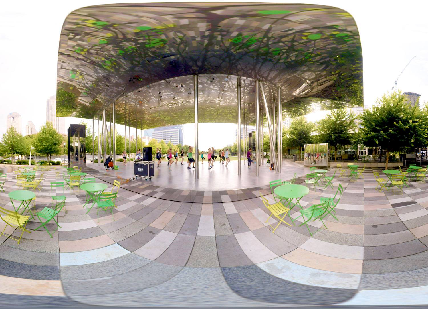 American society of landscape architects debuts vr video for Society of landscape architects