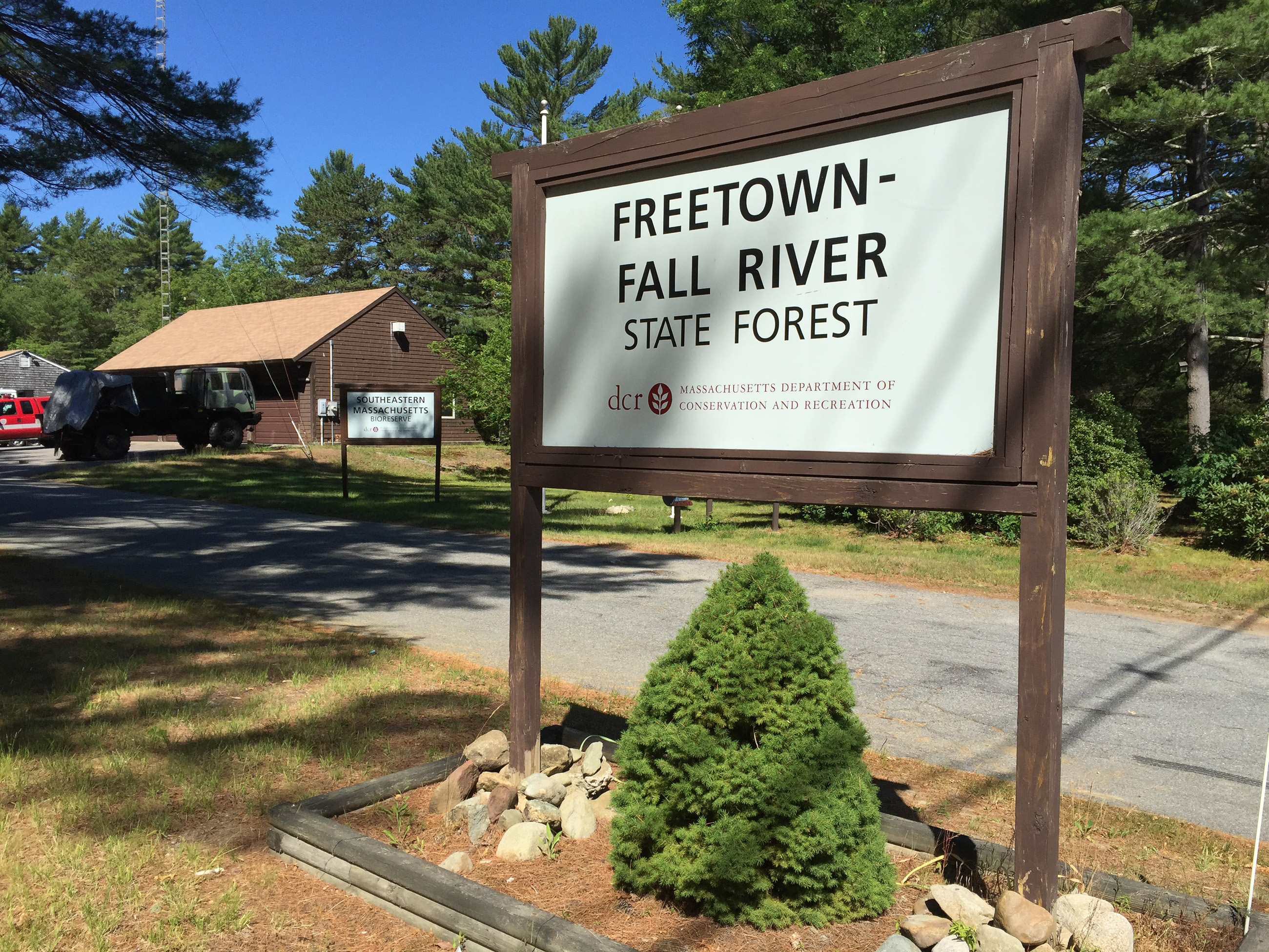 freetown - fall river state forest