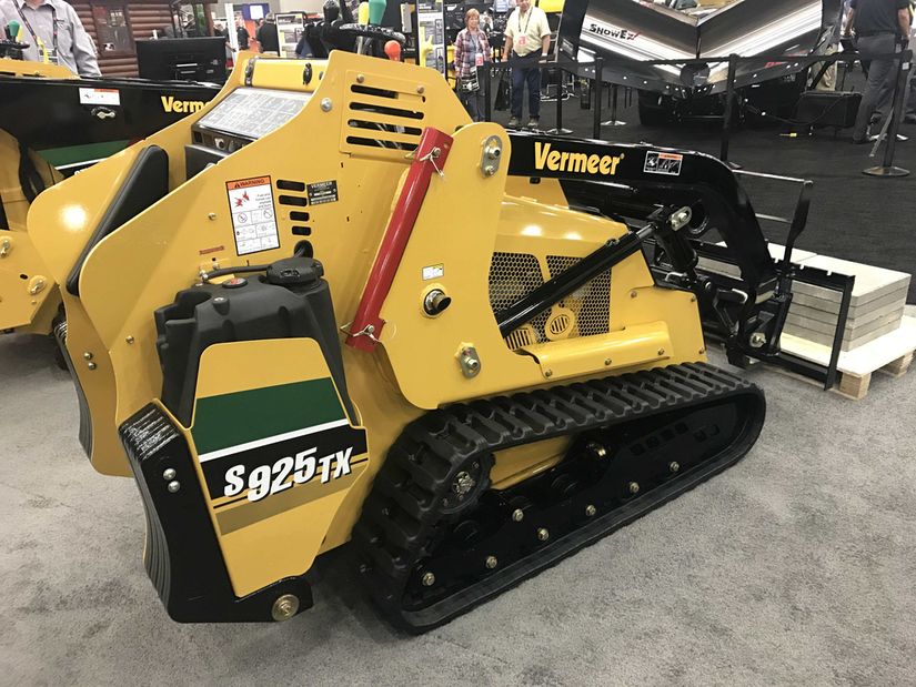 Vermeer's equipment lineup expands with mini skid steer