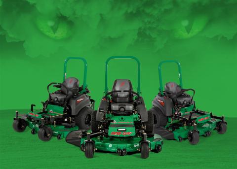 Brand new zero-turn mower and model designs from Bob-Cat