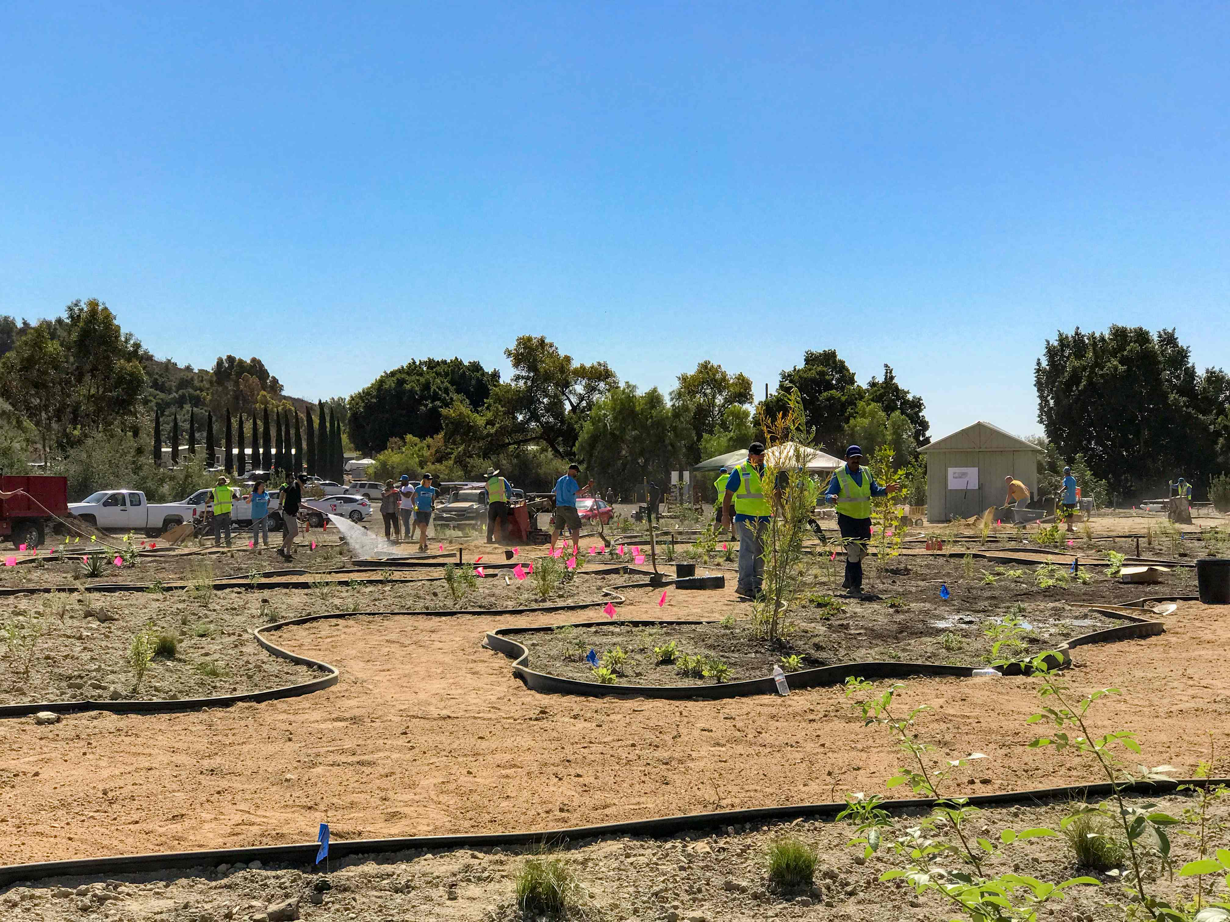 Brightview Creates Interactive Learning Garden For Boy Scouts Of America Aidaia Gardening