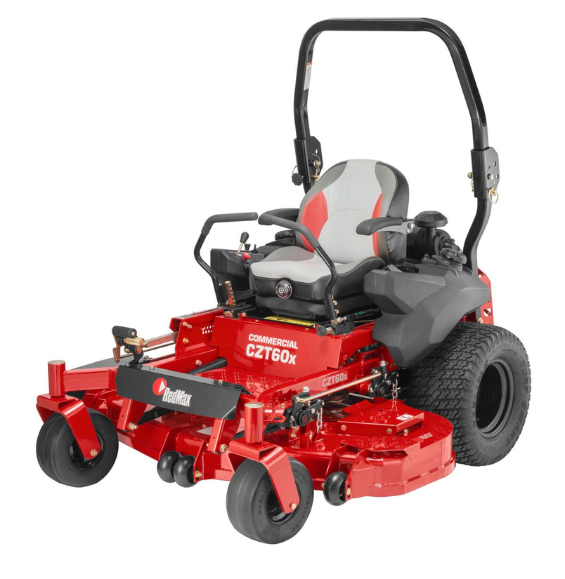 Redmax Debuts Brand New Mowers And Other Equipment