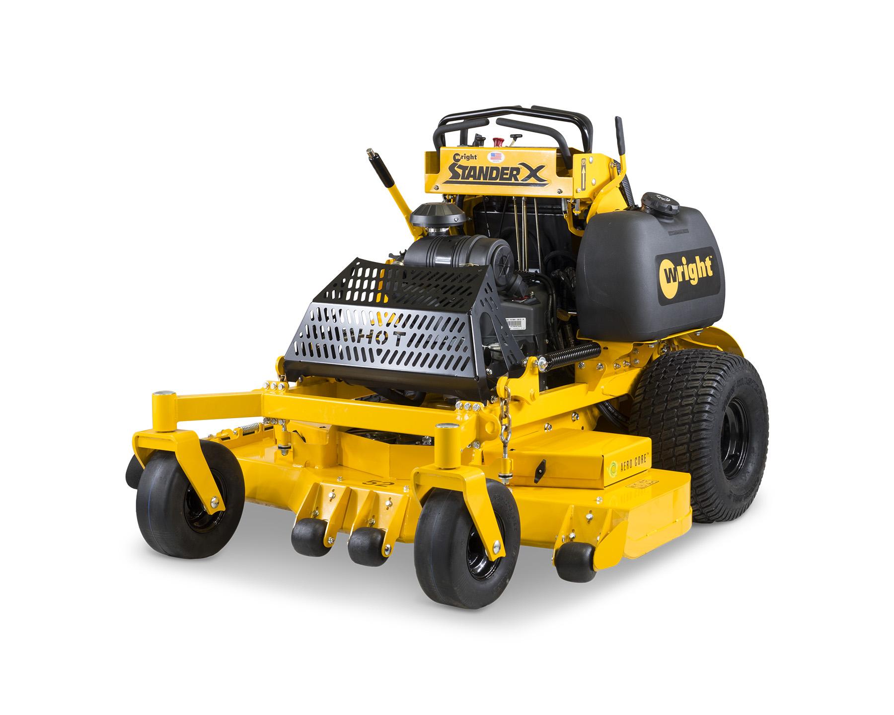 Lake Erie, Wright, Little Beaver new landscaping equipment