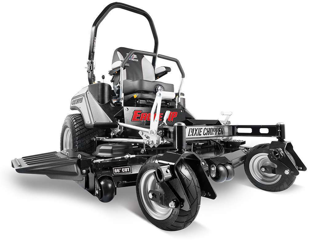 Ferris's brand new 400S commercial grade zero-turn mower