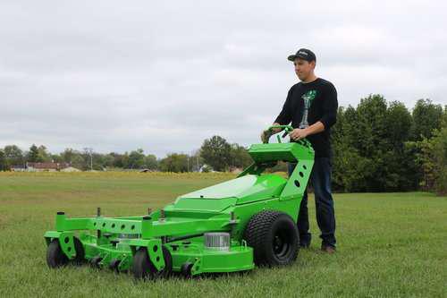 Mean Green Mowers Revolt