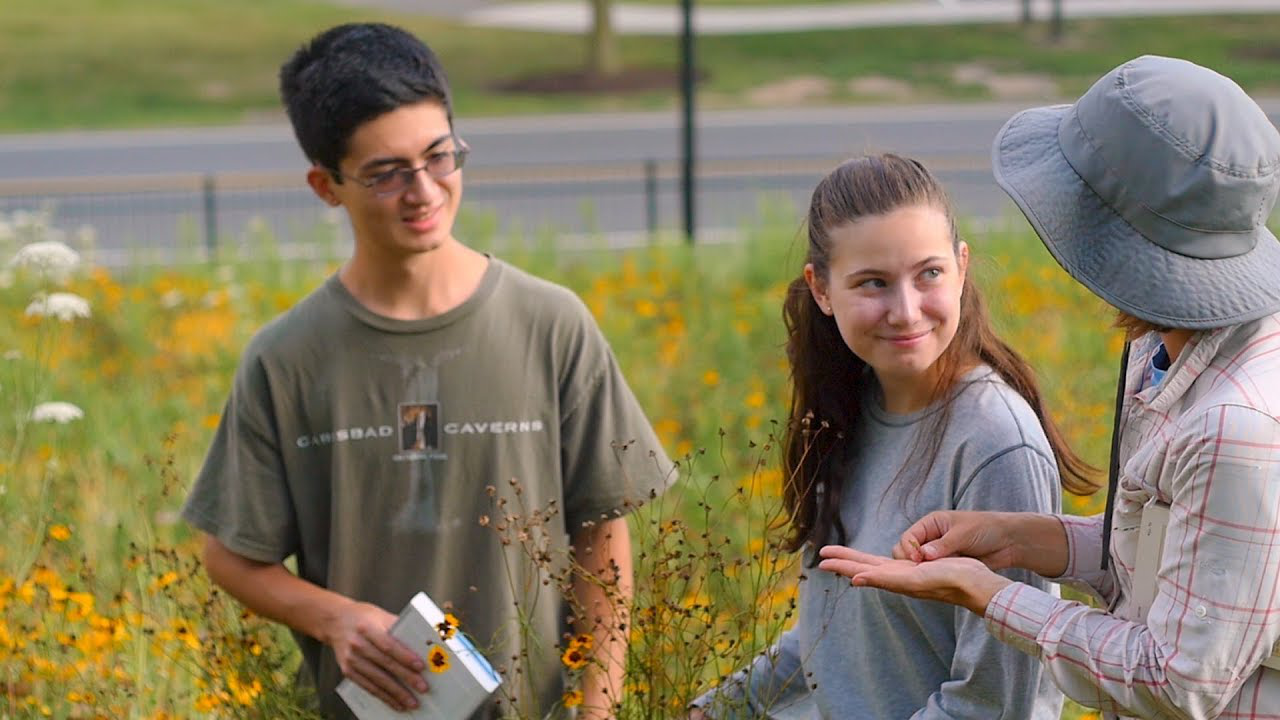 landscape architect students learn more outdoors