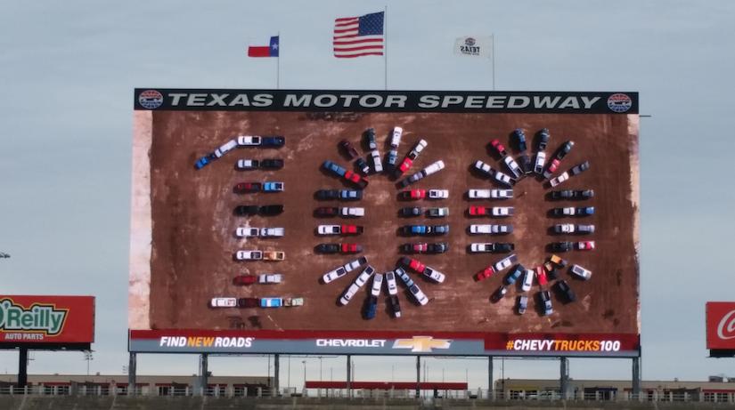 100 texas motor speedway