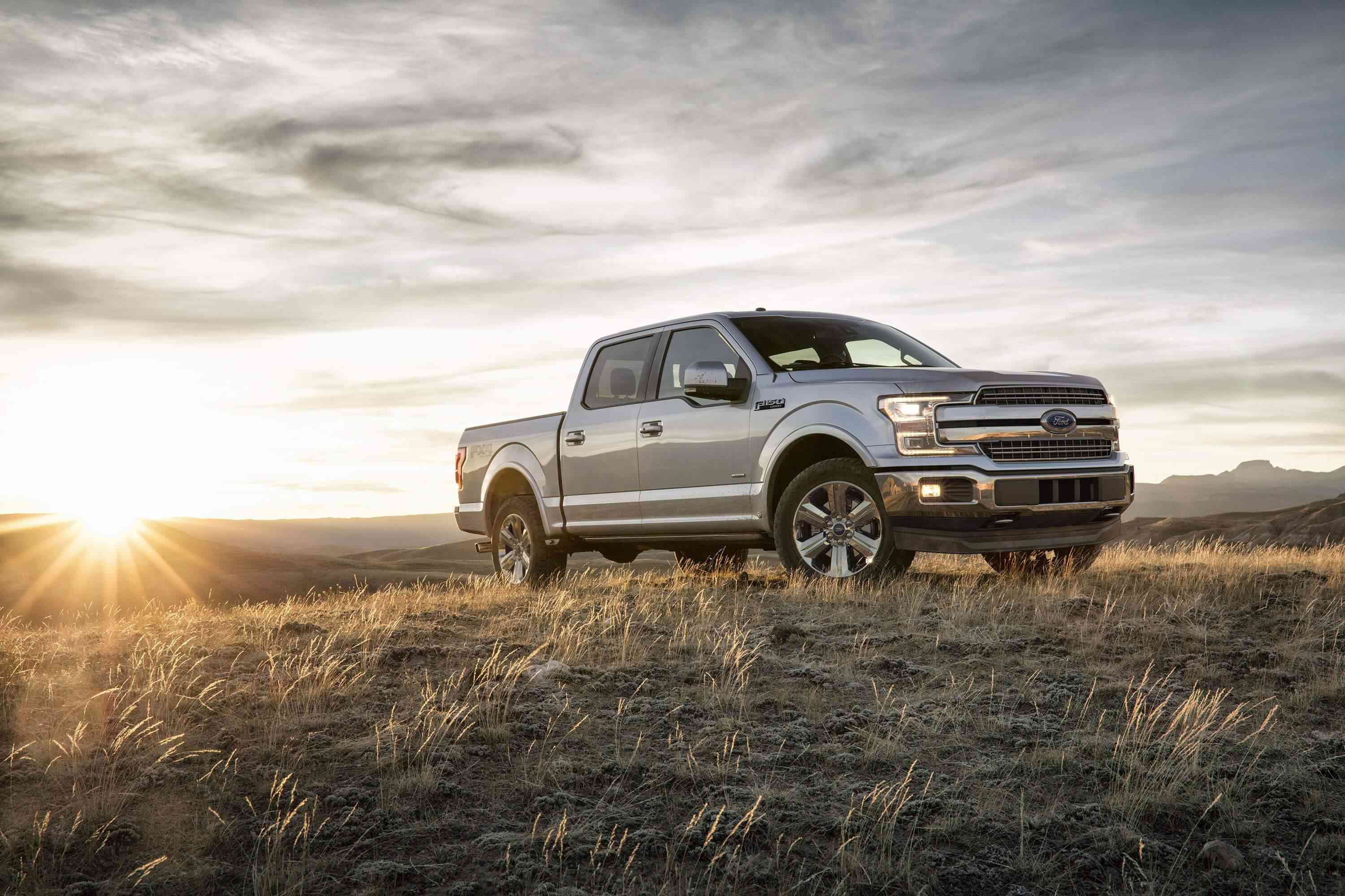Motor Trend Truck of the Year honors the 2018 Ford F 150