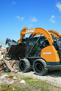 CASE Construction Equipment in Operation