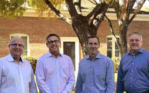 Chris Crawford, Doug Craig, Mark Reddie, Steven Voss