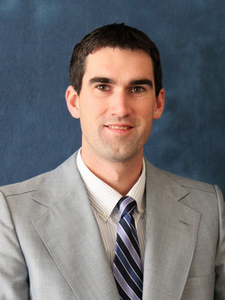 Sean Davitt of the Maryland Landscape Construction Branch