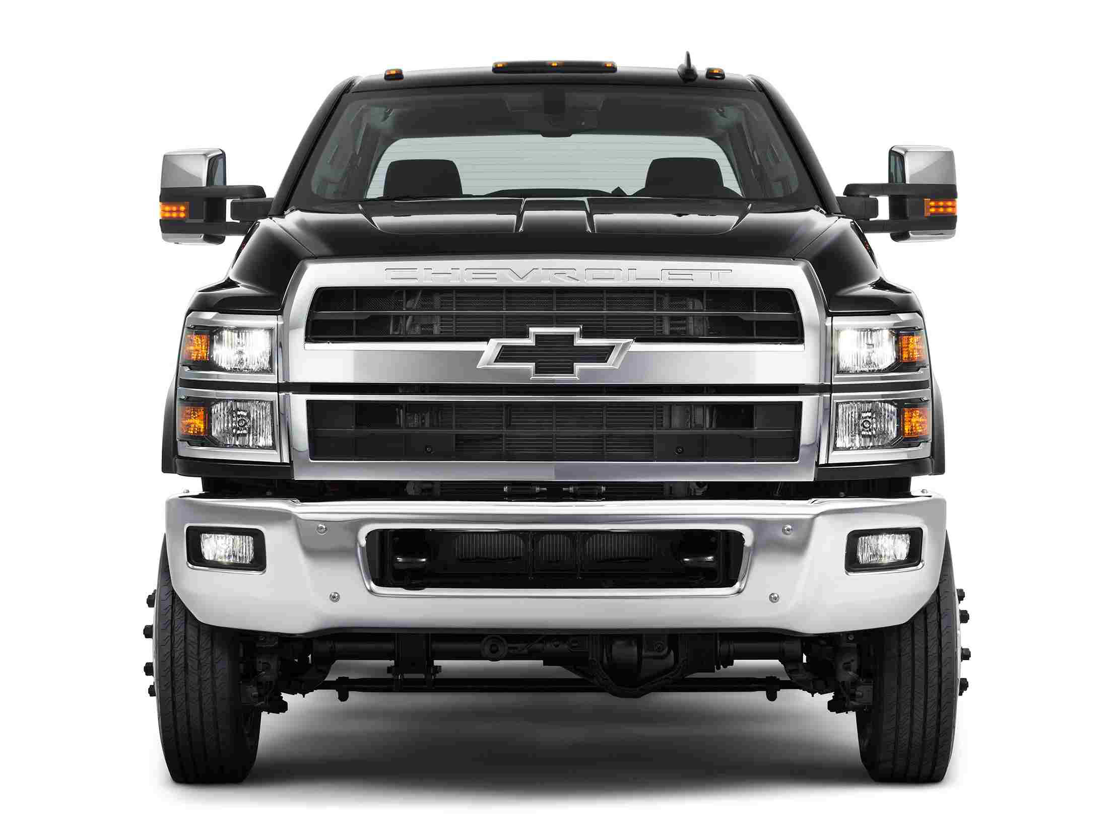 Chevy unveils Silverado 4500HD, 5500HD, and 6500HD