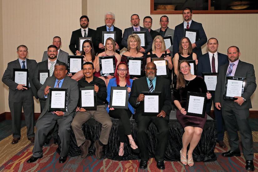 ruppert landscape branch impact awardees