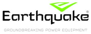 earthquake power equipment logo