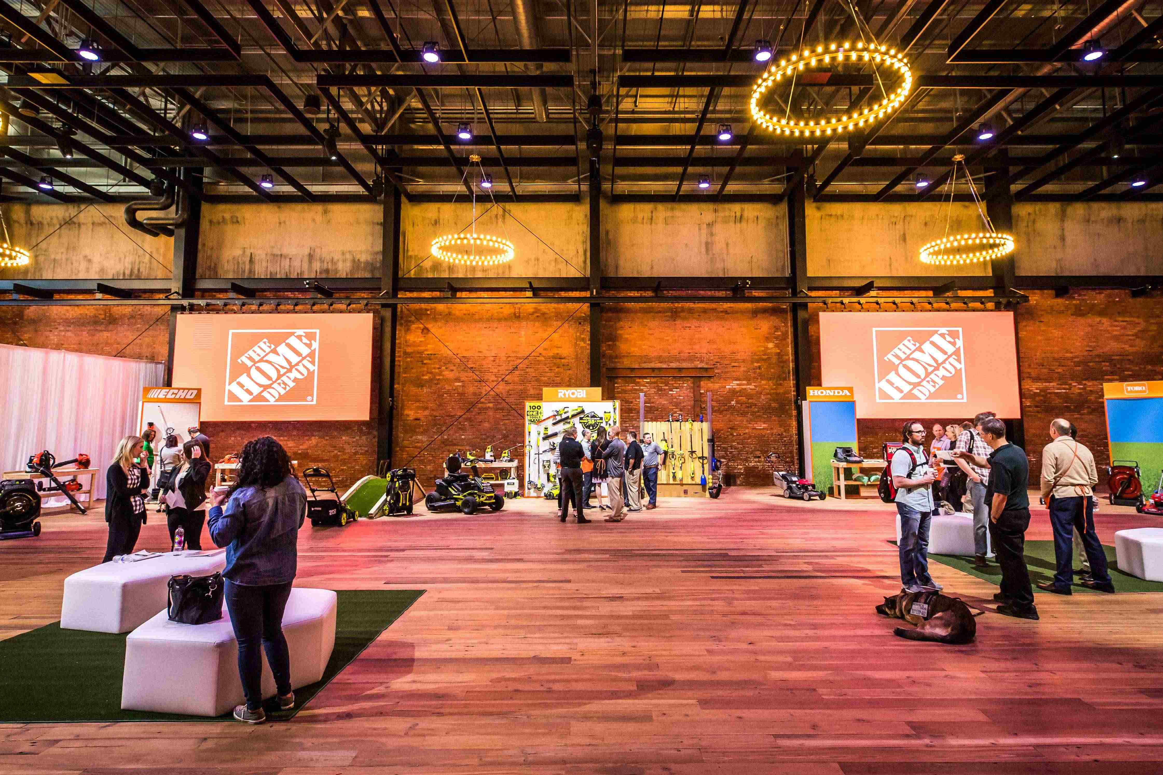 Spring sees new product offerings with Home Depot