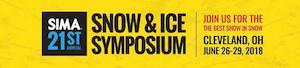 SIMA snow and ice symposium