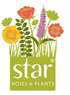 star roses and plants logo