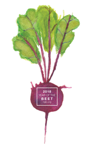 2018 year of the beet