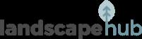 logo for landscape hub