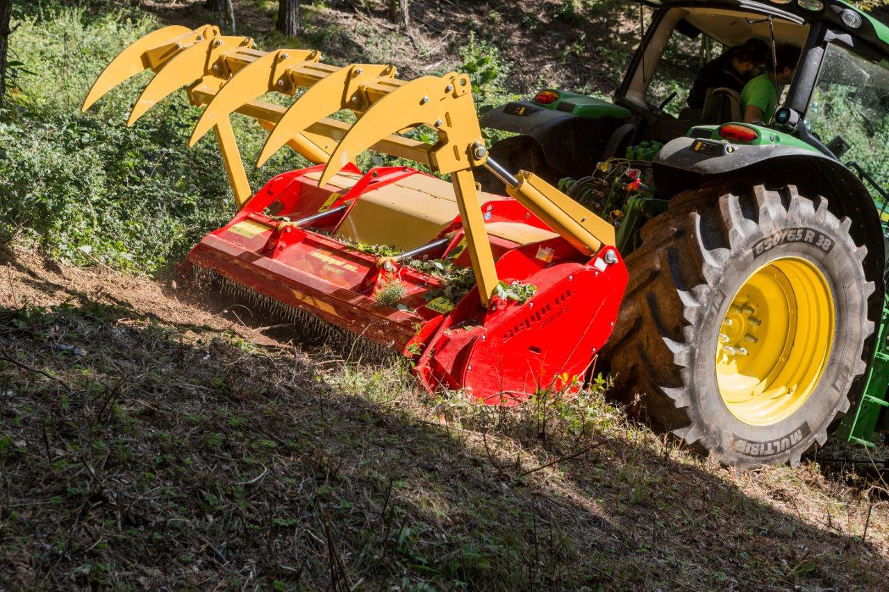 15 Landscaping Attachments for Excavators, Loaders, & More