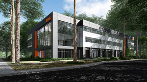 Photo of Stihl's New Administrative Building in Virginia Beach, Virginia