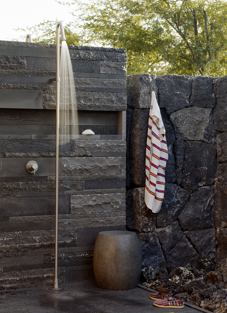 Photo of Outdoor Shower