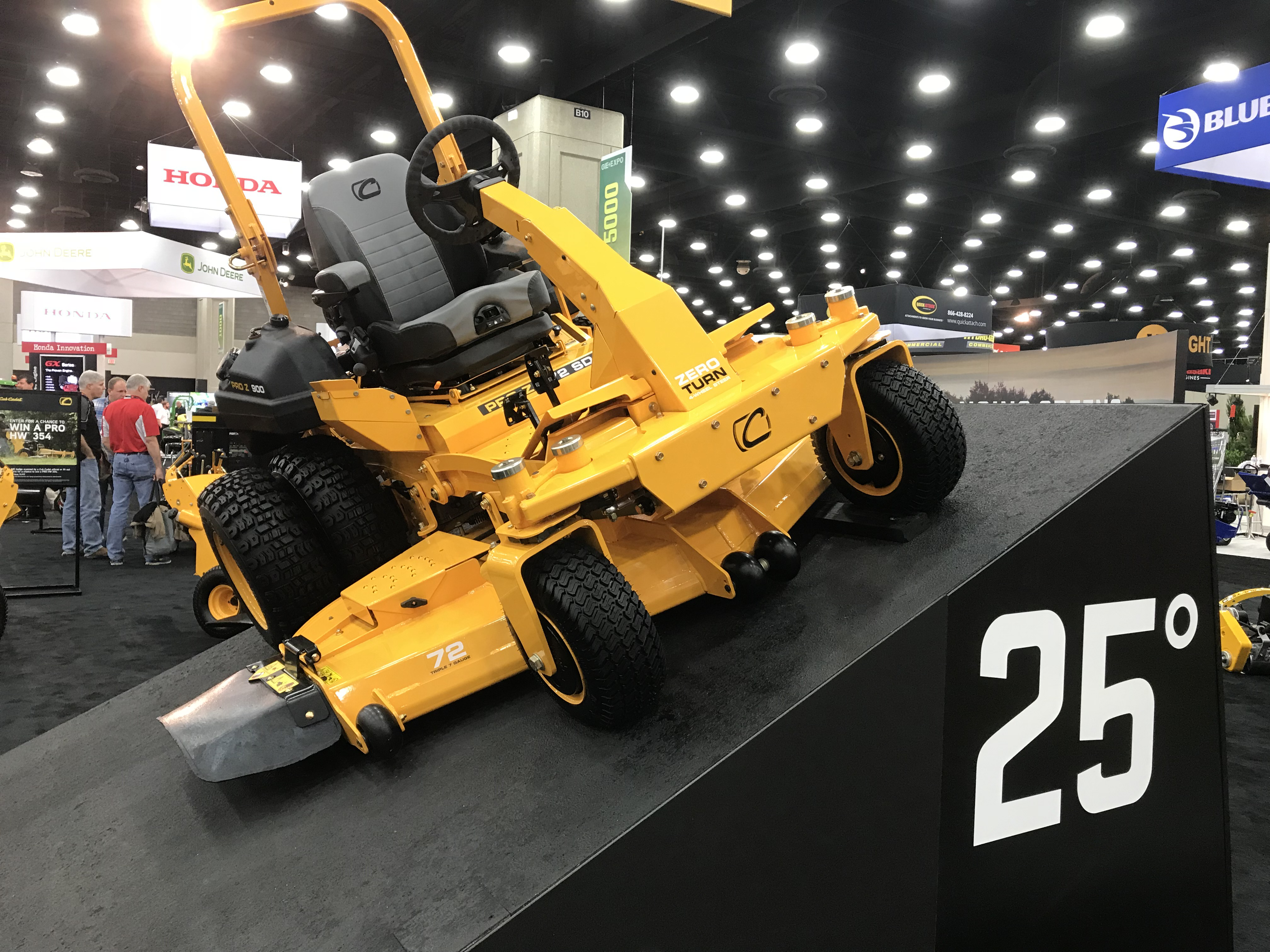 Cub Cadet Showcases Only Commercial Products At This Year