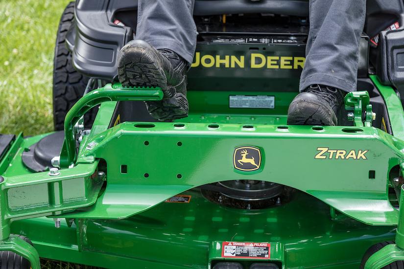 John Deere introduces new M and R Series walk behind mowers
