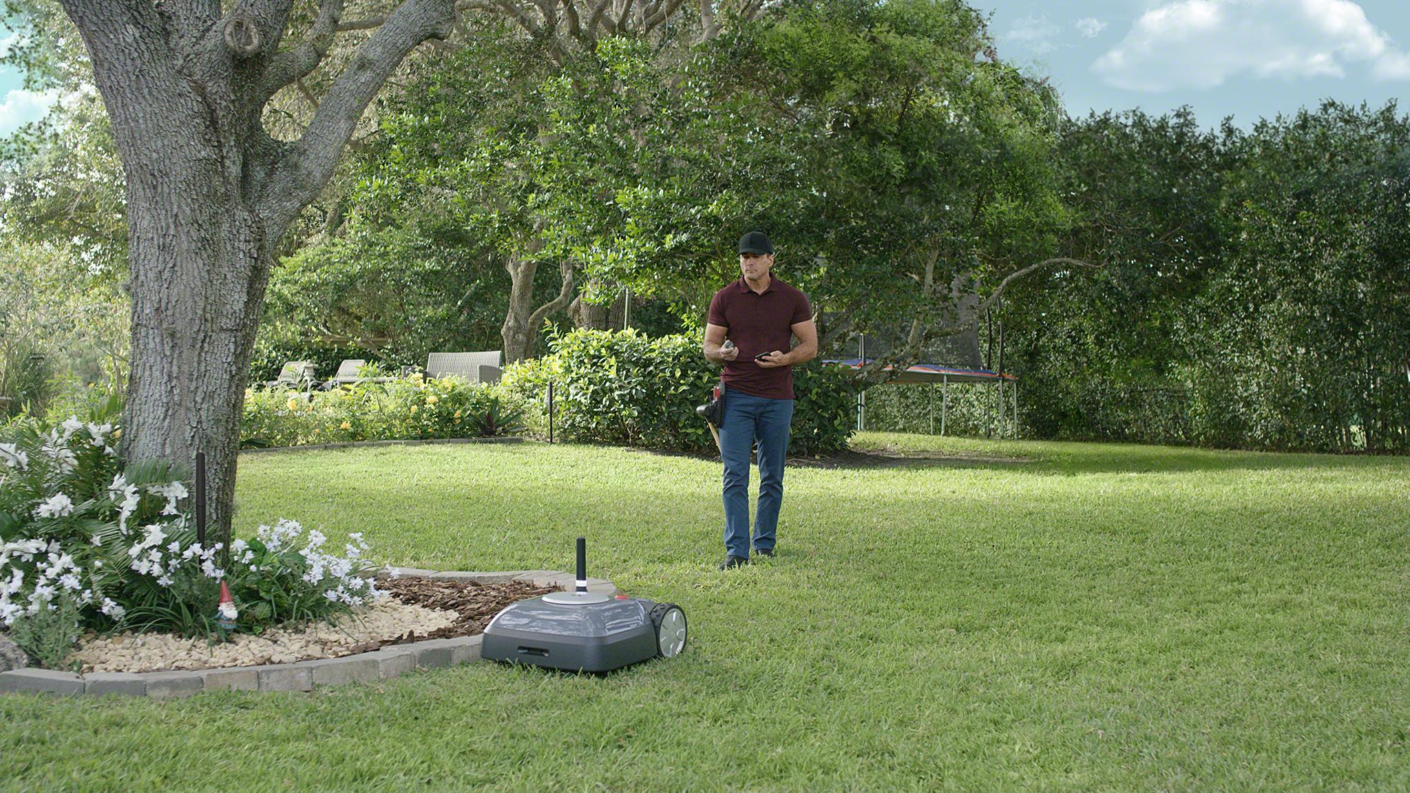 irobot enters the robotic mower market with terra