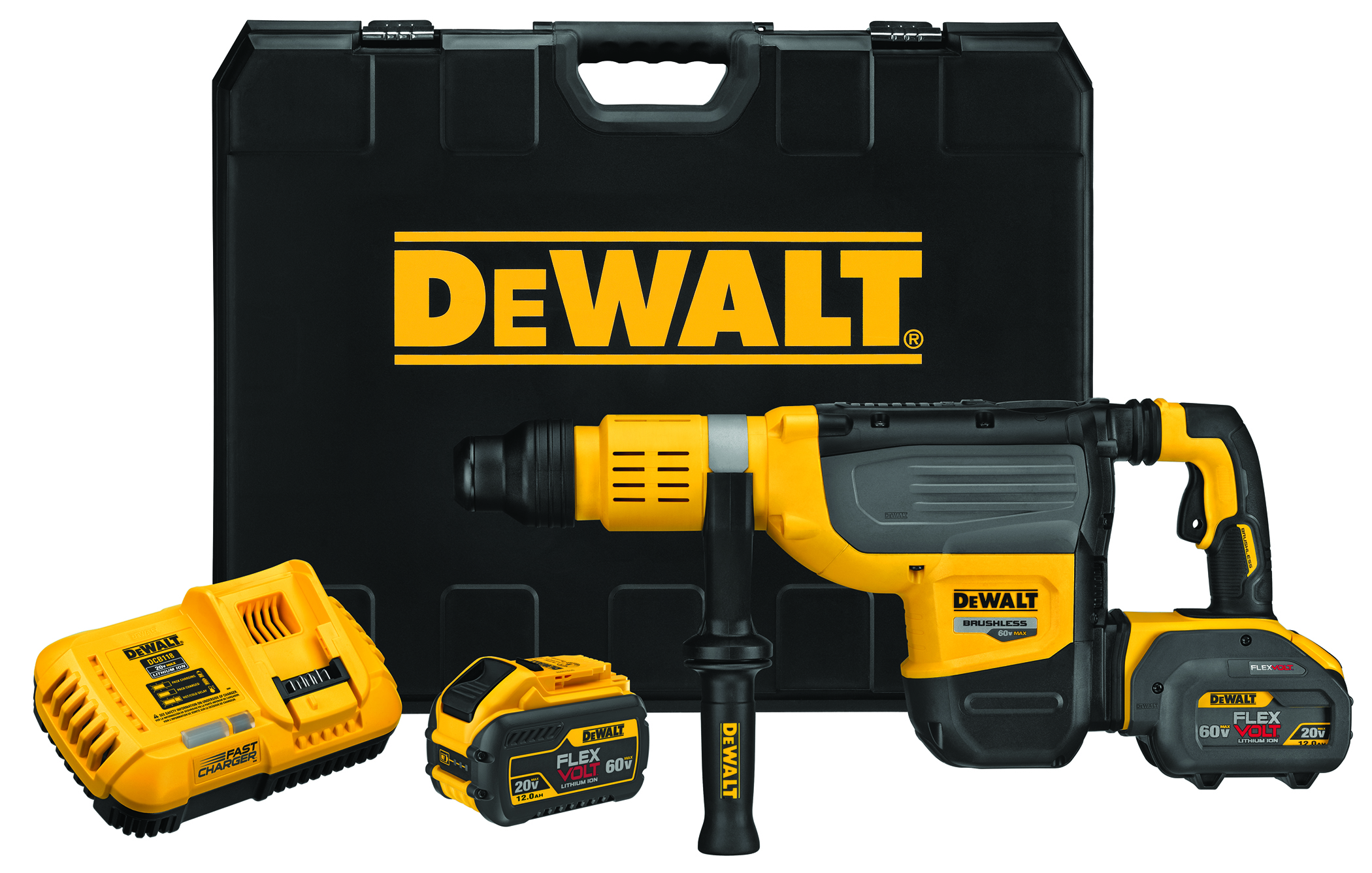 DeWalt and Stihl present new tools at World of Concrete