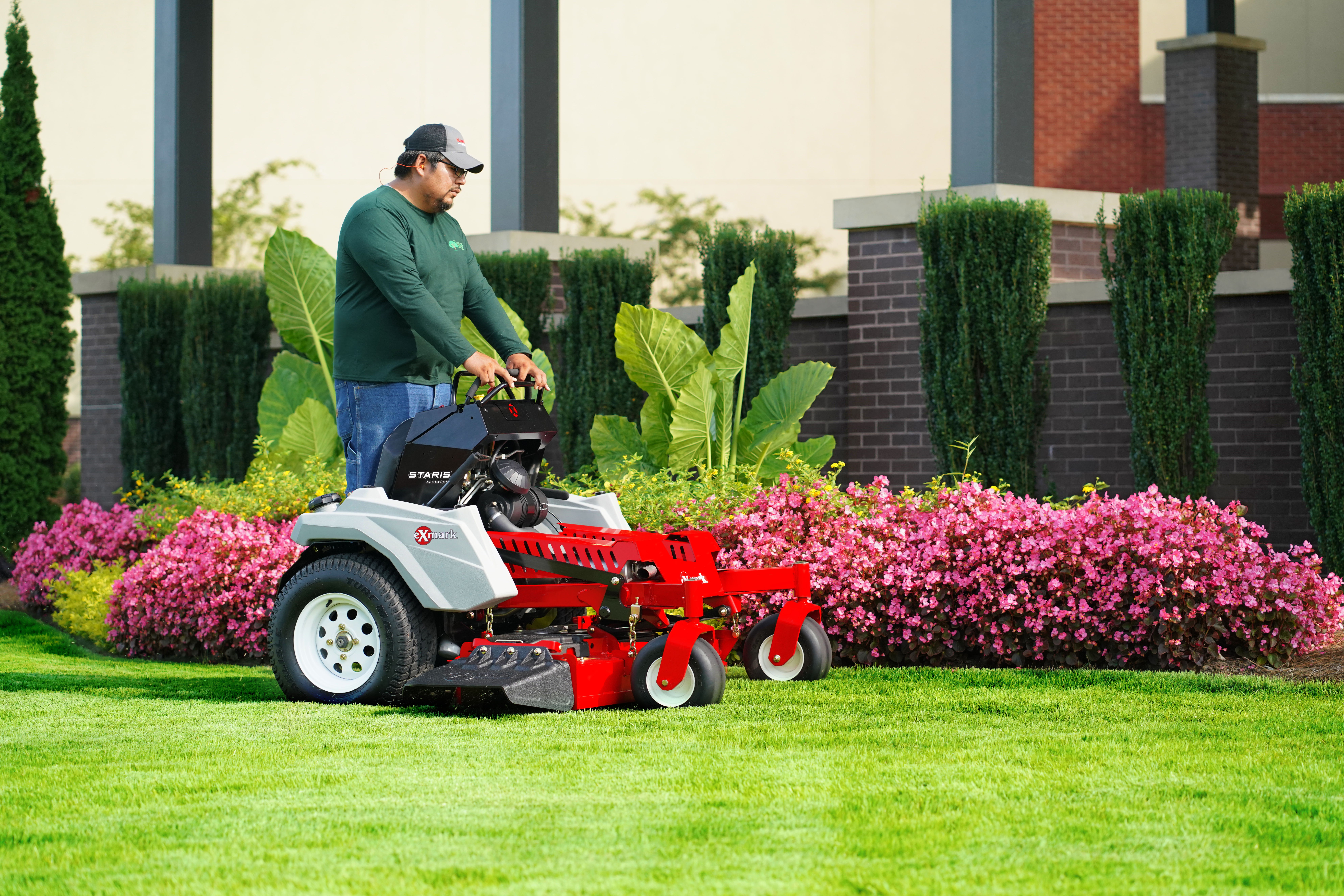 Landscaping equipment aids green industry labor shortages